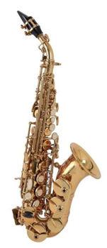 Image de Saxophone Soprano Courbe ROY BENSON en Sib SG-302