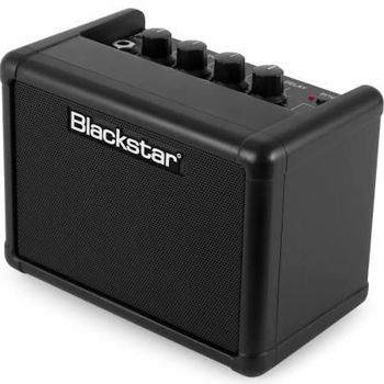 Image de Amplificateur Basse BLACKSTAR FLY 3Watts MINI PILE Noir