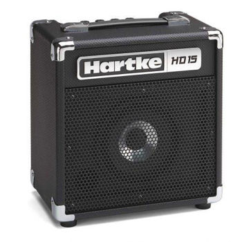 "Image de Amplificateur Basse HARTKE Série HD 15 Watts 1x6.5"" HD15"