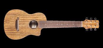 Image de Guitare Classique Electro Acoustique De Voyage CORDOBA Mini Ovangkol +Housse