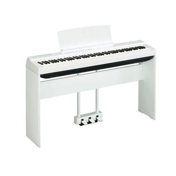 Image de Piano Numerique Portable YAMAHA P125 White