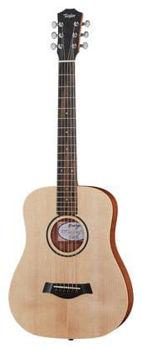 Image de Guitare de Voyage Folk TAYLOR Baby BT1 Gaucher OCCASION +Housse