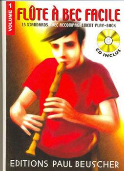 Picture of FLUTE A BEC FACILE V1 +CDgratuit Flute à bec