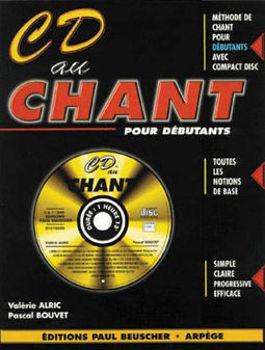 Image de CD AU CHANT DEBUTANT A.BOUVET +CDgratuit