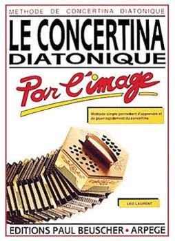 Picture of LAURENT CONCERTINA DIATONIQUE PAR L'IMAGE