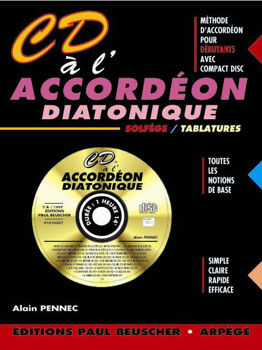 Image de CD A L'ACCORDEON DIATONIQUE