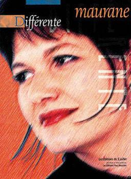 Image de MAURANE DIFFERENTE Piano Voix Guitare