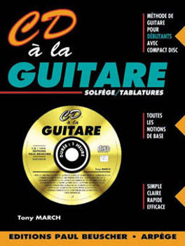 Picture of CD A LA Guitare METHODE Tablatures