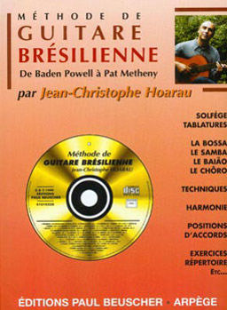 Picture of HOARAU METHODE GUITARE BRESILIENNE +CDgratuit Tablature