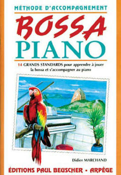 Picture of MARCHAND BOSSA PIANO Methode Accompagnement Piano
