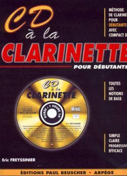 Image de CD A LA CLARINETTE + CDgratuit