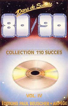 Picture of 10 ANS DE SUCCES 1980-1990 V1