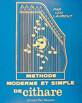Picture of METHODE MODERNE CITHARE LAURENT