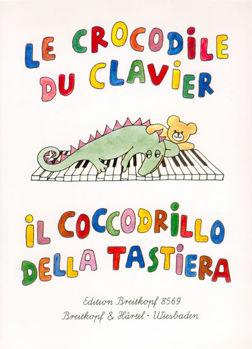 Image de LE CROCODILE DU CLAVIER Piano