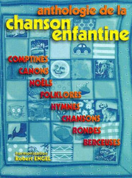 Picture of ANTHOLOGIE CHANSONS ENFANTINES
