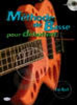 Picture of BOELL METHODE BASSE DEBUT +CDgratuit Guitare Tablature