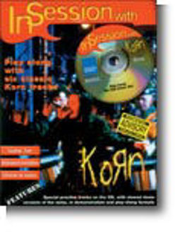 Picture of KORN IN SESSION WITH +CDgratuit Guitare Tablature