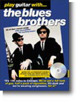 Picture of Play Guitare With BLUES BROTHERS Tablature
