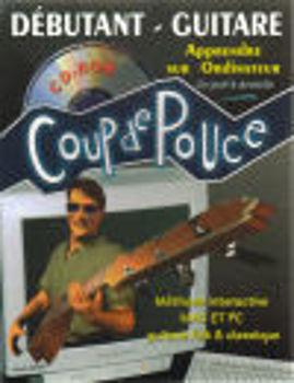 Picture of Coup de Pouce DEB GUIT Methode CD-ROM
