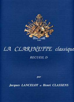Image de LANCELOT CLARINETTE CLASSIQUE V B