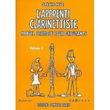 Image de HUE APPRENTI CLARINETTISTE Methode V1 Clarinette