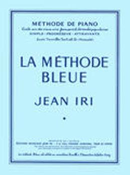 Image de IRI JEAN LA METHODE BLEUE  Piano
