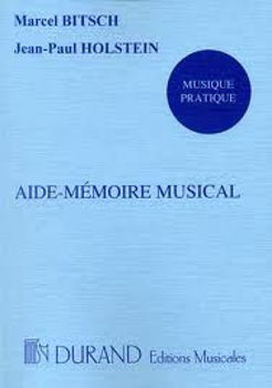 Picture of BITSCH AIDE MEMOIRE MUSICAL