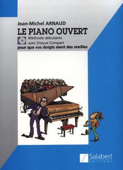 Image de ARNAUD J.M. LE Piano OUVERT+CDgratuit