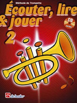 Image de ECOUTER LIRE ET JOUER Methode  V2 +CDgratuit Trompette