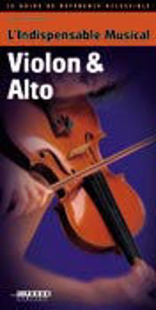 Picture of Livre L'INDISPENSABLE MUSIC Violon et Violon Alto
