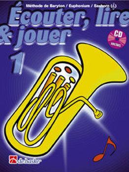 Image de ECOUTER LIRE ET JOUER Methode +CD Baryton V1