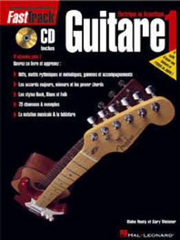 Picture of FAST TRACK GUITARE V1 +CDgratuit Tablature