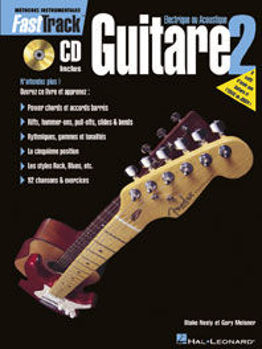 Picture of FAST TRACK GUITARE V2 +CDgratuit  Tablature