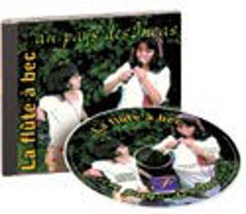 Image de CD LA FLUTE AU PAYS DES INCAS +livret format CD