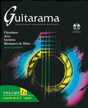 Picture of GUITARAMA V1A +CDgratuit Guitare Classique