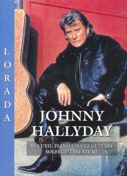 Image de HALLYDAY JOHNNY LORADA Piano Voix Guitare