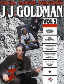 Image de GOLDMAN TABL.V2 Guitare Tablature