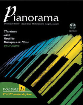 Picture of PIANORAMA V1A + CDgratuit