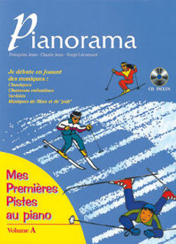 Picture of PIANORAMA 1ERES PISTES +CDgratuit