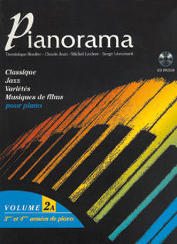 Picture of PIANORAMA V2A +CDgratuit Piano