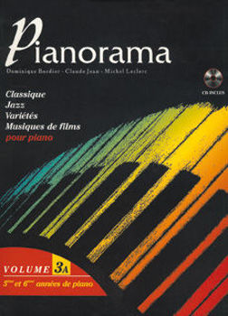 Picture of PIANORAMA V3A +CDgratuit Piano