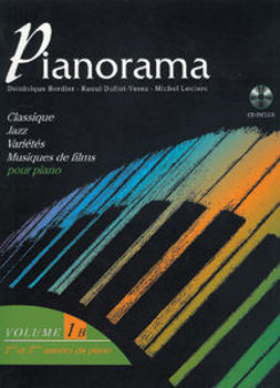 Picture of PIANORAMA V1B + CDgratuit Piano