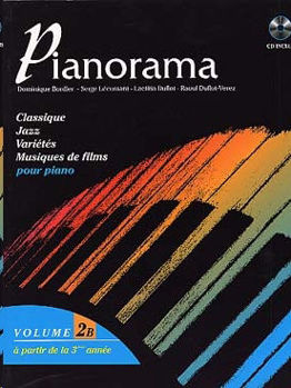 Picture of PIANORAMA V2B +CDgratuit Piano
