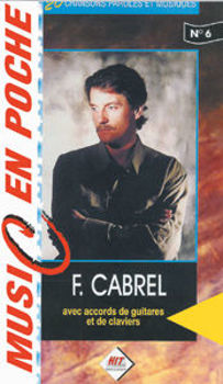 Picture of CABREL MUSIC EN POCHE accords paroles melodies