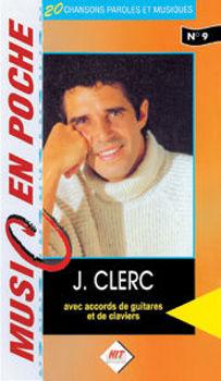 Picture of CLERC J. MUSIC EN POCHE accords paroles melodies