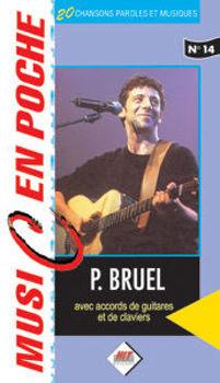 Picture of BRUEL MUSIC EN POCHE accords paroles melodies