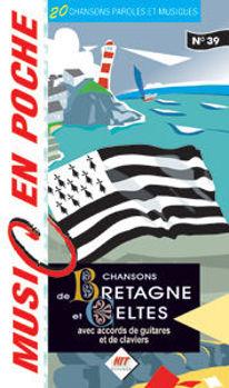 Picture of CHANSONS DE BRETAGNE MUSIC EN POCHE accords paroles melodies