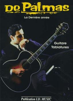 Image de DE PALMAS LA DERNIERE ANNEE Guitare Tablature