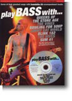 Picture of PLAY BASS WITH BLINK182 SUM41... +CDgratuit Guitare Tablature