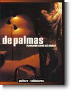 Image de DE PALMAS MARCHER DANS LE SABLE Guitare Tablature